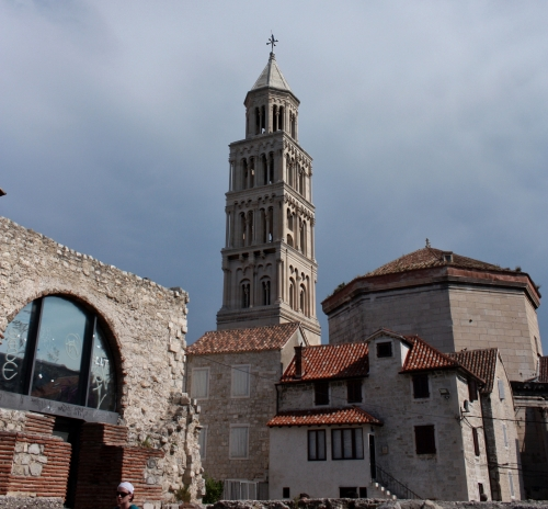 Cathedral in the Diocletian's Palace