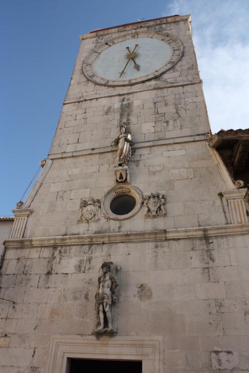 Clock Tower, Trogir, Croatia