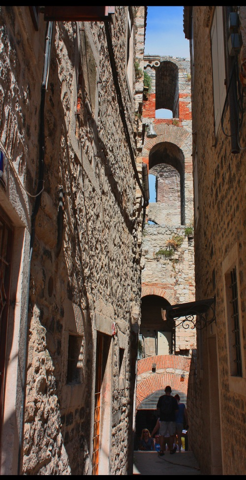Diocletian Palace Alleyway