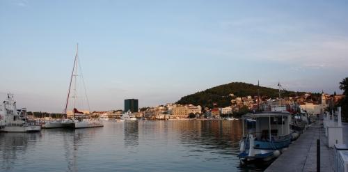 Split Harbor, Croatia