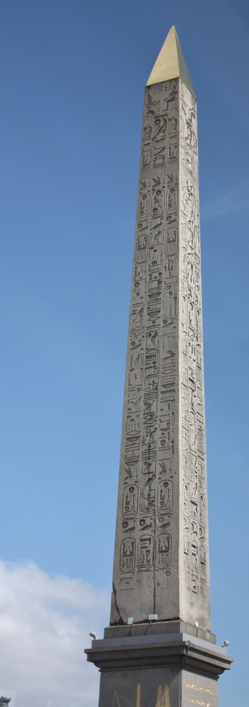 Obelisk of Luxor, Paris, France
