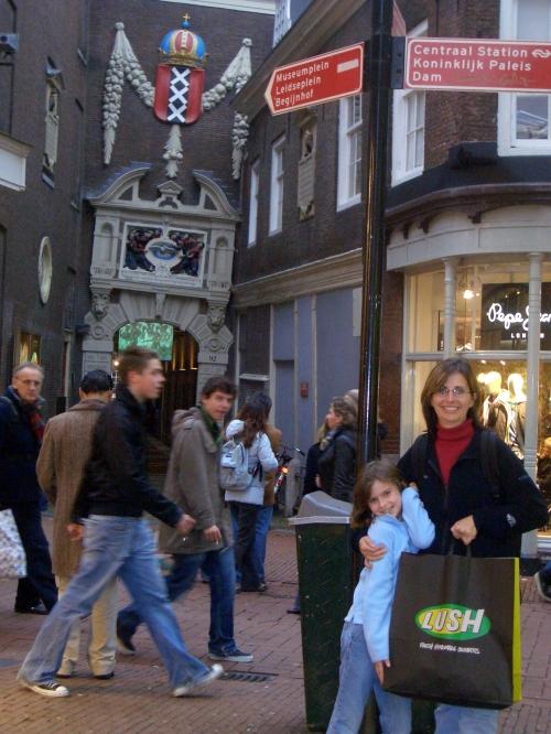Lush in Amsterdam