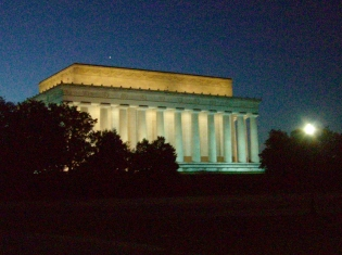 CBR Lincoln Memorial