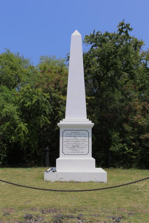 Kealakekua Bay Captain Cook Memorial II