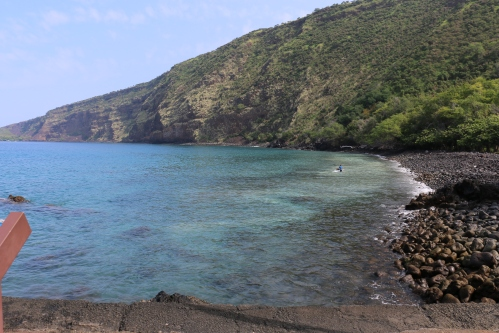 Kealakekua Bay south side IV