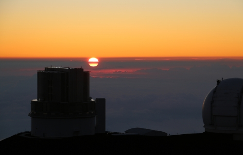 Mauna Kea Summit sunset 25