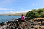 Mau'umae Beach hike ~ Ala Kahakai Trail Patti on thetrail