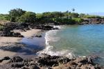Mau'umae Beach hike ~ Ala Kahakai TrailV